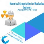 Numerical Computation for Mechanical Engineers
