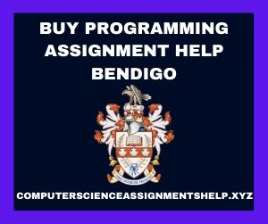 Buy Programming Assignment Help Bendigo