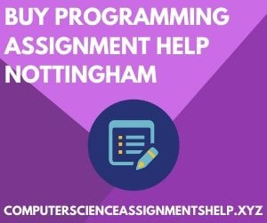 Computer Science Project Help Nottingham