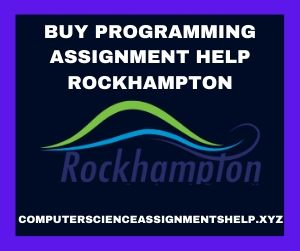 Buy Programming Assignment Help Rockhampton