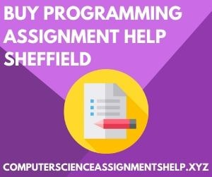 Computer Science Project Help Sheffield