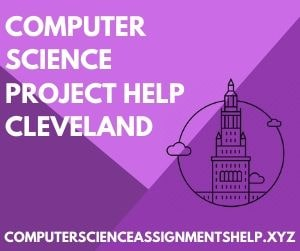 Computer Science Project Help Cleveland