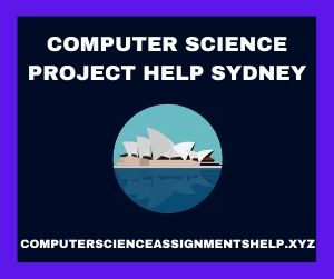 Computer Science Project Help Sydney