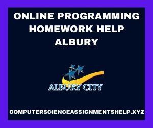 Online Programming Homework Help Albury