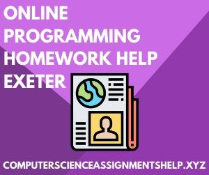 Computer Science Project Help Exeter