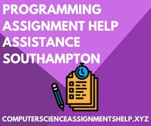 Computer Science Assignment Help Southampton