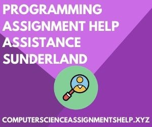 Computer Science Assignment Help Sunderland