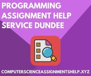 Computer Science Project Help Dundee