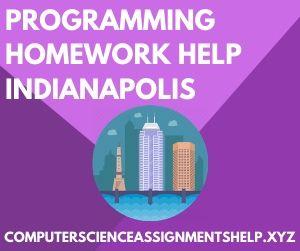 Programming Homework Help Indianapolis