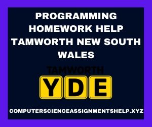 Programming Homework Help Tamworth New South Wales