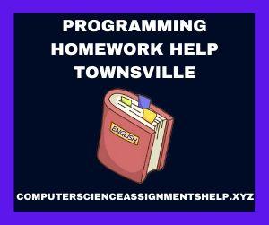 Programming Homework Help Townsville