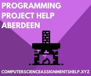 Computer Science Project Help Aberdeen