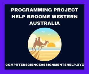Programming Project Help Broome Western Australia