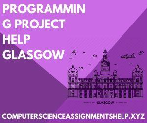 Computer Science Homework Help Glasgow
