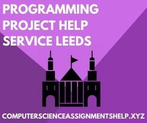 Computer Science Assignment Help Leeds