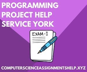 Computer Science Assignment Help York
