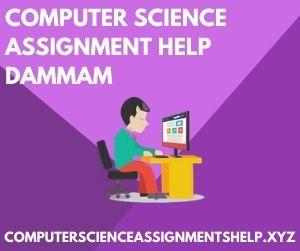 Computer Science Assignment Help Dammam