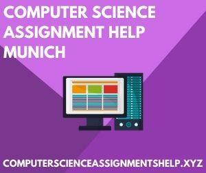 Computer Science Assignment Help Munich
