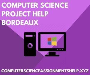 Computer Science Project Help Bordeaux