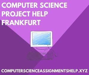 Computer Science Project Help Frankfurt