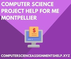Computer Science Project Help for Me Montpellier